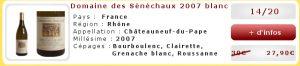 Soldes-DomainedesSenechaux2007blanc