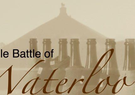 Bataille de bulles à Waterloo