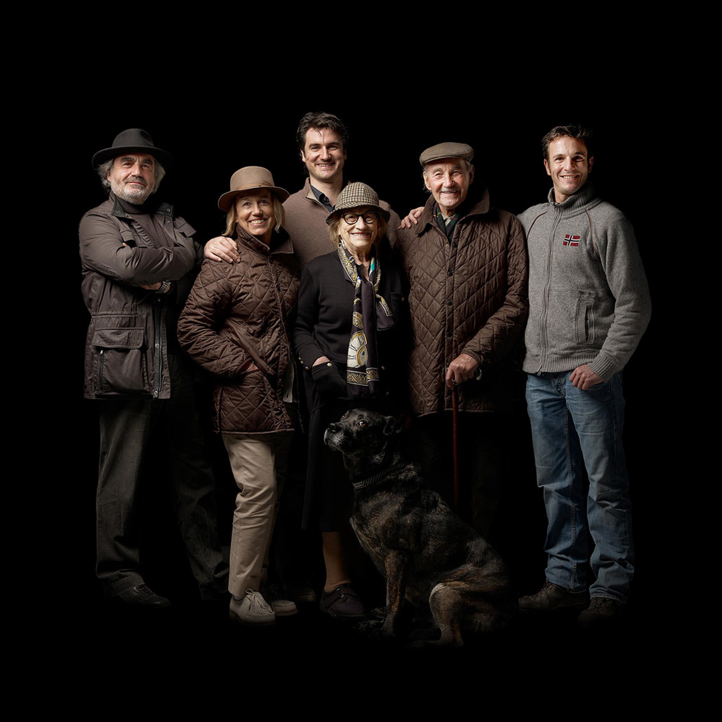Famille GRASSA - Tariquet - Gascogne