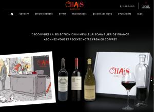 Chais d'oeuvre : Club des amateurs et des acheteurs de vin