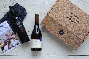 PinotBleu : Box vin bio