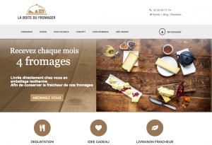La boite du fromager : accord vin et fromages