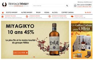 heritage whisky : plus de 700 spiritueux