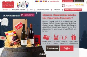 myvitibox : Box 1 ou 2 bouteilles de vin