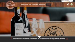 Petit Bouchon : Box vins bios et naturels