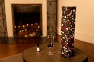 calendrier avent du vin 24 mignonettes