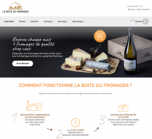 Boite du fromager : La meilleure box fromage