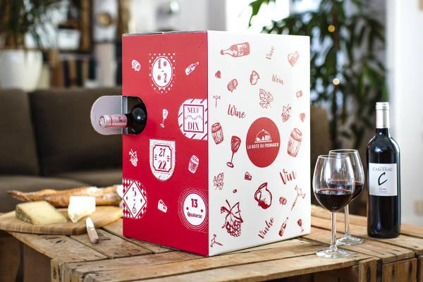 Calendrier De L Avent Original 2020.Top 5 Des Meilleurs Calendriers De L Avent Alcool Vin