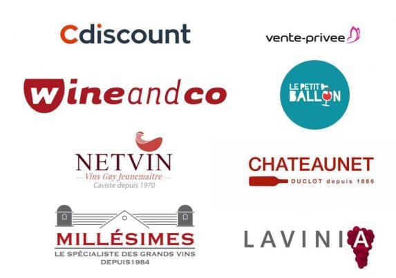 Sites de vente de vin en ligne
