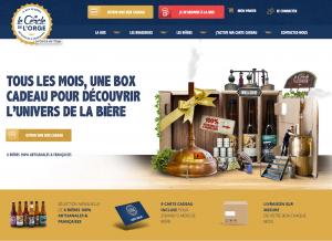 Cercle de l'orge : Box mensuelle de 6 bières