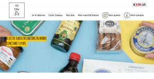 Penn ar box : Box de produits bretons