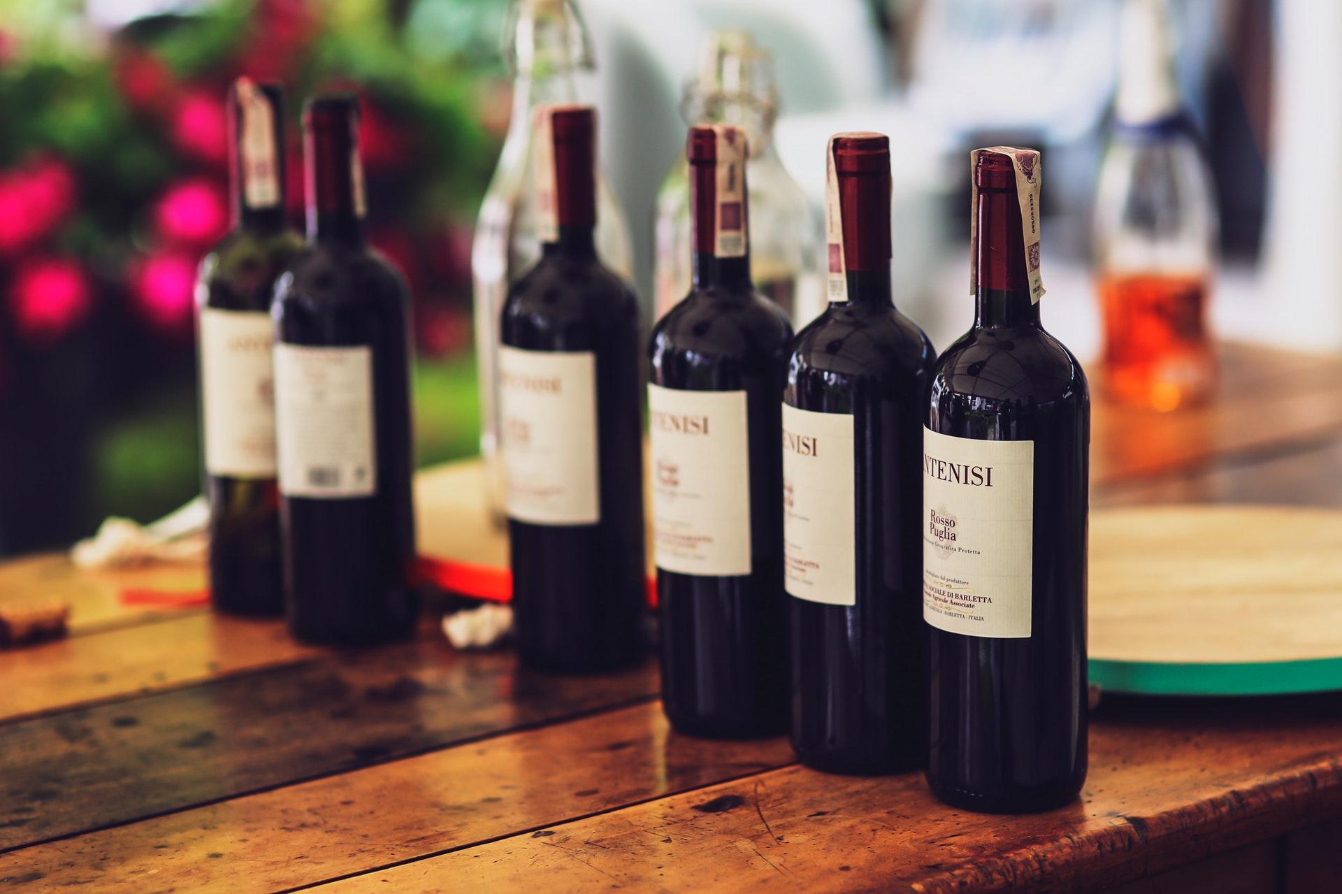 Cave à vins de vieillissement