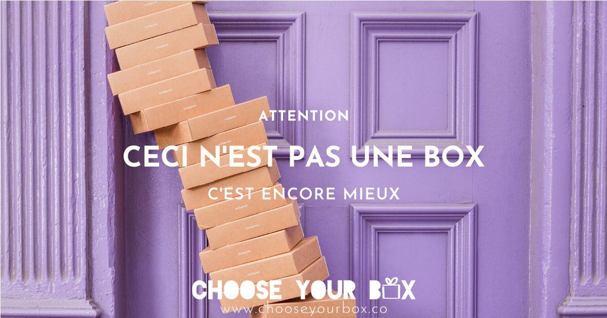 Choose your box