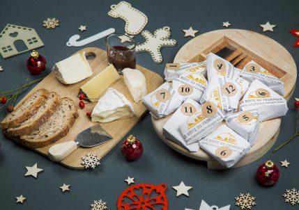 Meilleur calendrier de l'avent fromage