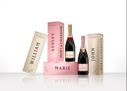 Coffrets Champagne Moet & Chandon