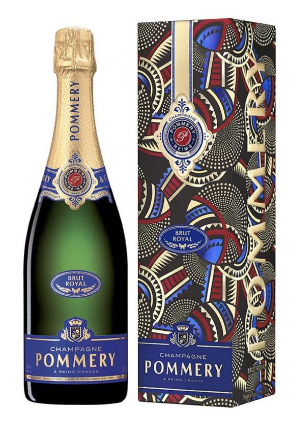 Champagne Pommery Brut Royal sous étui